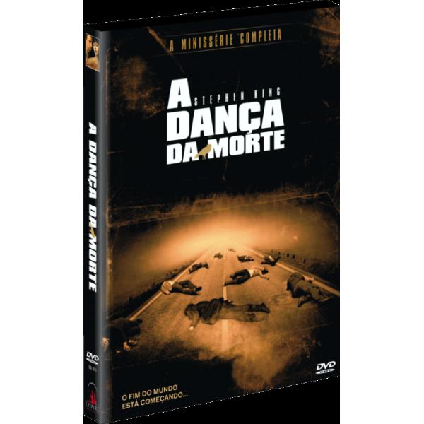 Box A Dança Da Morte - A Minissérie Completa (4 DVD's)