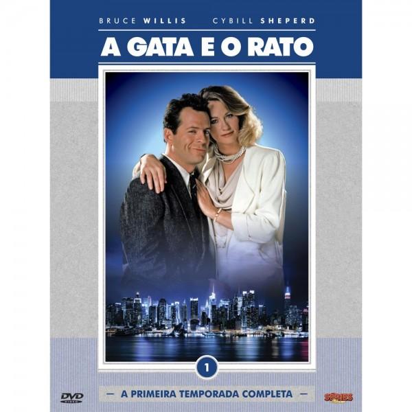 Box A Gata E O Rato - A Primeira Temporada Completa (2 DVD's)