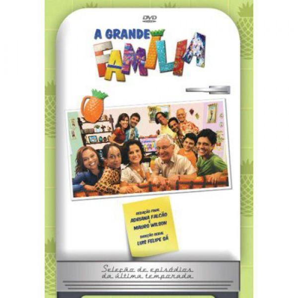 Box A Grande Família - Seleção de Episódios Da Última Temporada (4 DVD's)