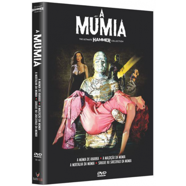 Box A Múmia - The Ultimate Hammer Collection (2 DVD's)