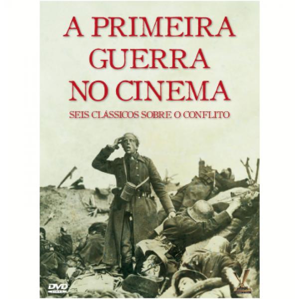 Box A Primeira Guerra no Cinema (3 DVD's)
