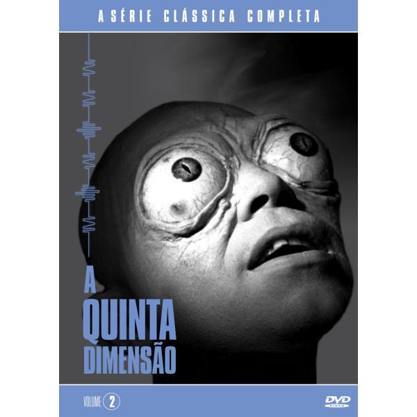 Box A Quinta Dimensão - A Série Clássica Completa Vol. 2 (6 DVD's)