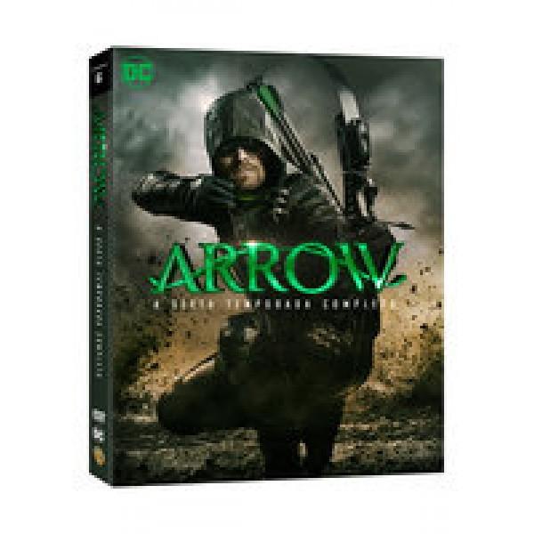 Box Arrow - A Sexta Temporada Completa (5 DVD's)
