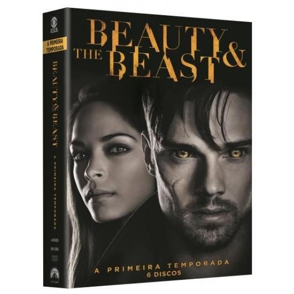 Box Beauty & The Beast - A Primeira Temporada (6 DVD's)