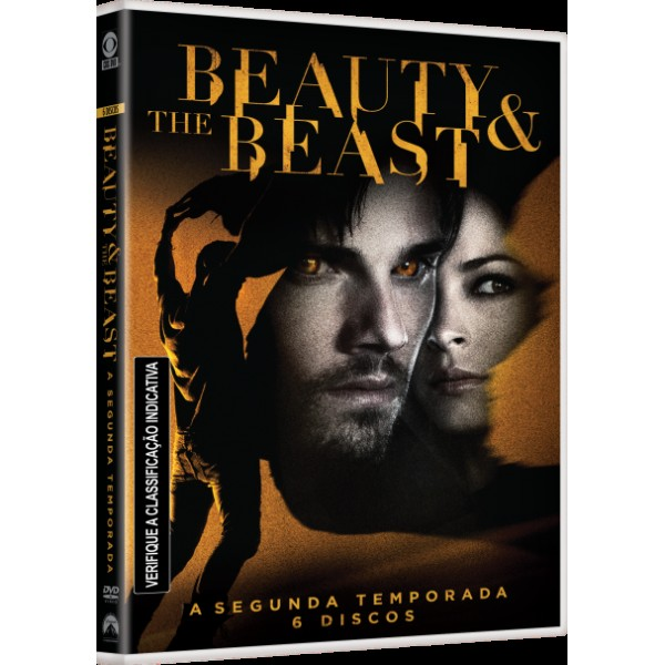Box Beauty & The Beast - A Segunda Temporada (6 DVD's)