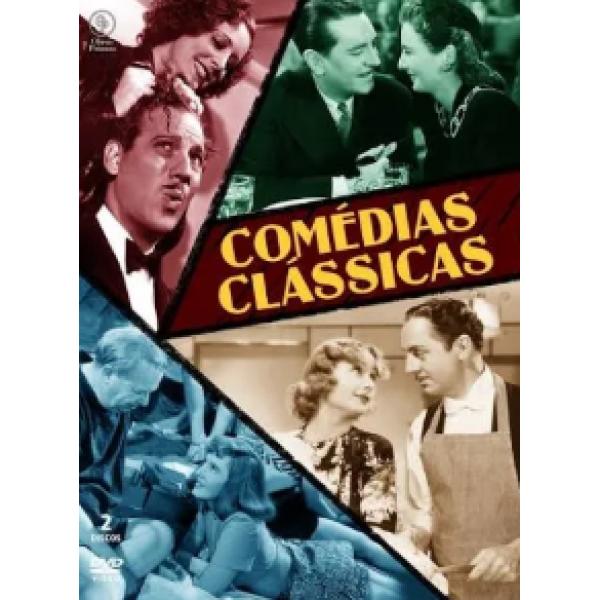 Box Comédias Clássicas (2 DVD's)