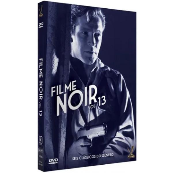 Box Filme Noir Vol. 13 (3 DVD's)