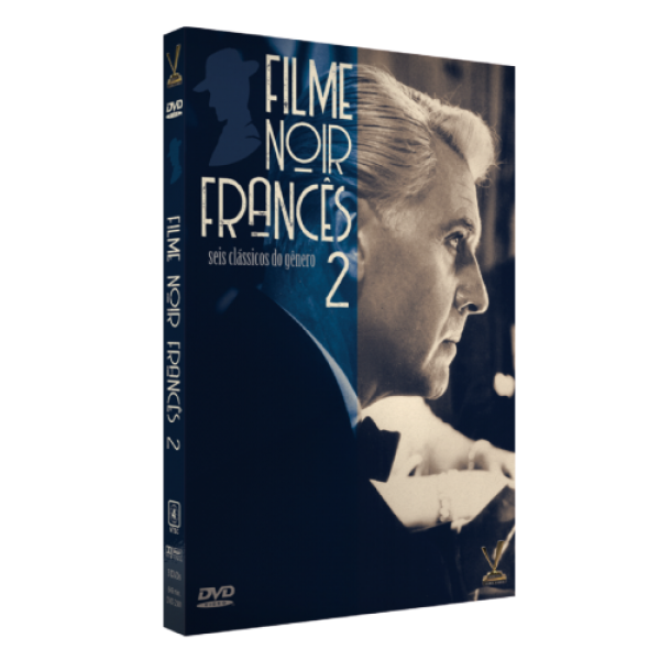 Box Filme Noir Francês Vol. 2 (3 DVD's)