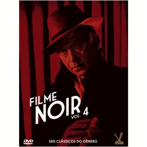 Box Filme Noir Vol. 4 (3 DVD's)