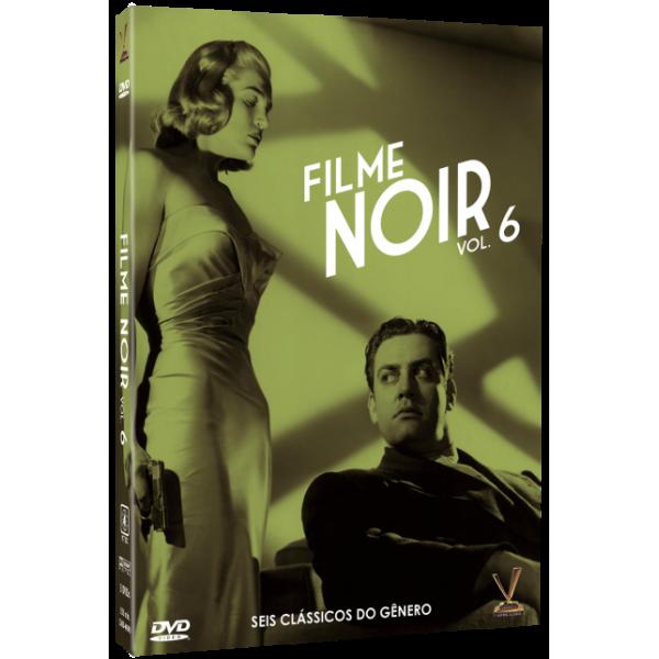 Box Filme Noir Vol. 6 (3 DVD's)
