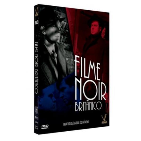 Box Filme Noir Britânico (2 DVD's)