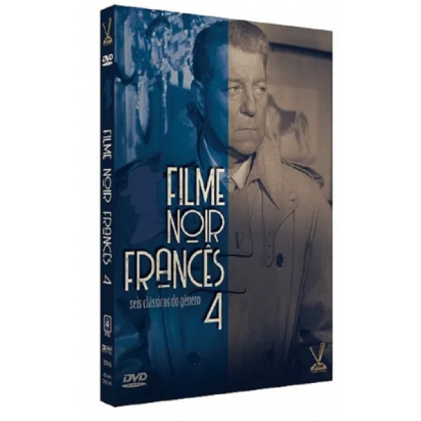 Box Filme Noir Francês Vol. 4 (3 DVDs)