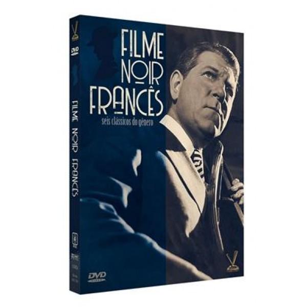 Box Filme Noir Francês (3 DVD's)