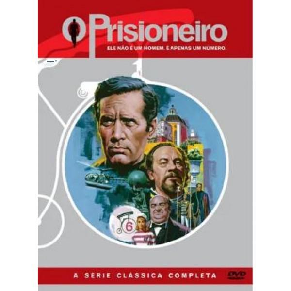 Box O Prisioneiro - A Série Clássica Completa (4 DVD's)
