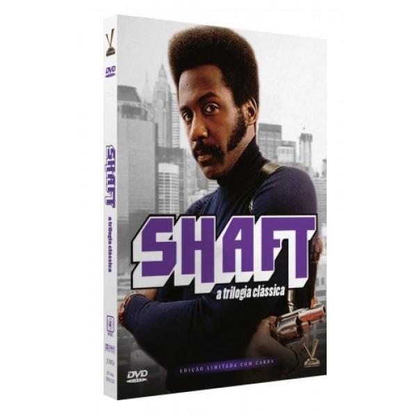 Box Shaft – A Trilogia Clássica (2 DVD's)