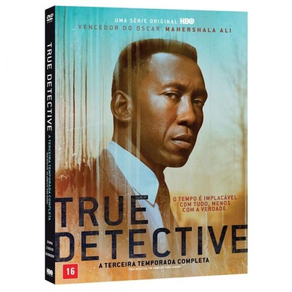 Box True Detective - A Terceira Temporada Completa (3 DVD's)