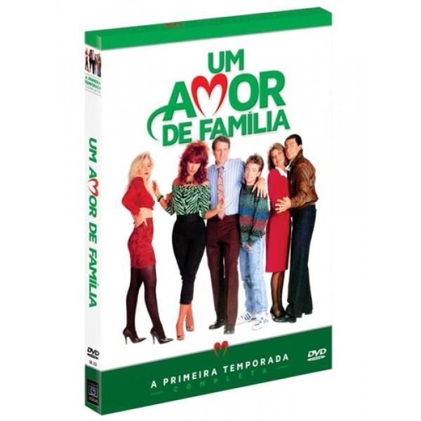Box Um Amor De Família - A Primeira Temporada (3 DVD's)