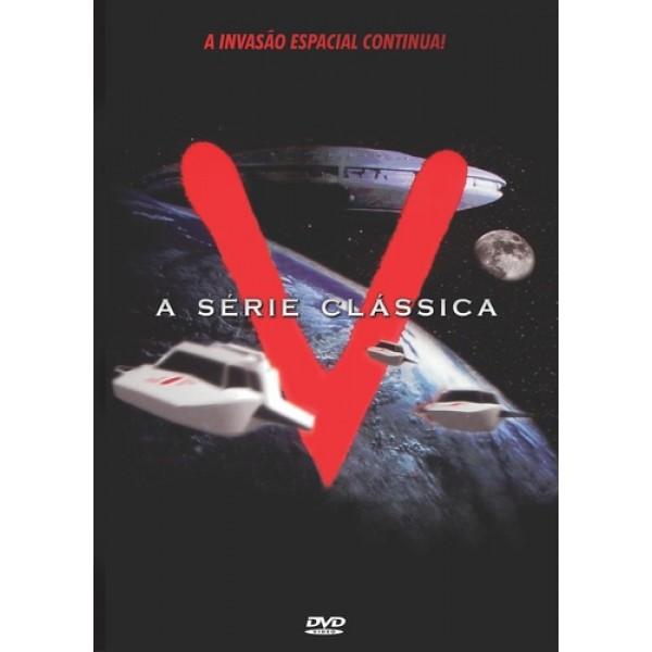 Box V - A Série Clássica (4 DVD's)