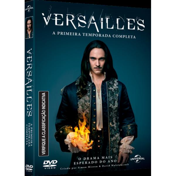 Box Versailles - A Primeira Temporada Completa (4 DVD's)