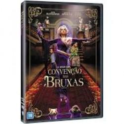 DVD Convenção Das Bruxas (2020)