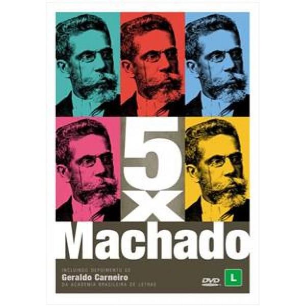 DVD 5x Machado