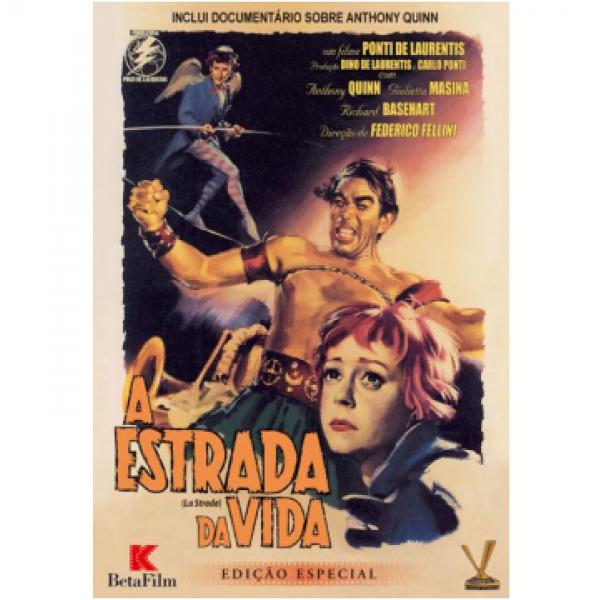 DVD A Estrada Da Vida - Edição Especial