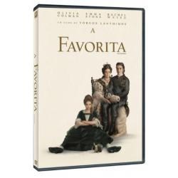 DVD A Favorita
