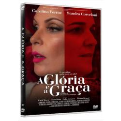 DVD A Glória E A Graça