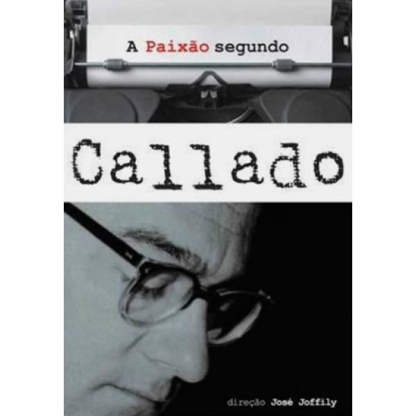 DVD Antônio Callado - Paixão Segundo Callado