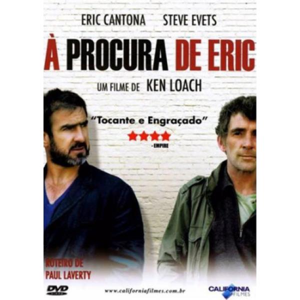 DVD À Procura De Eric