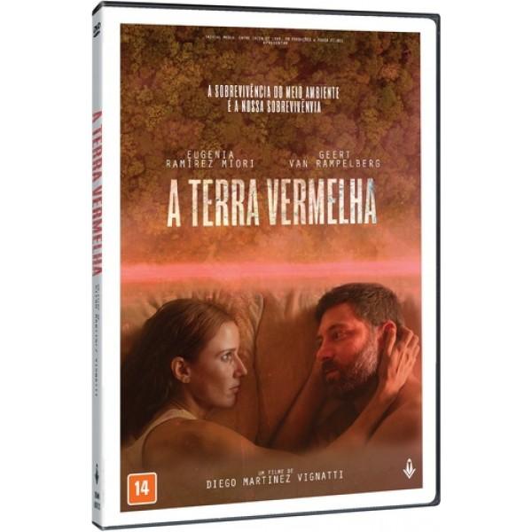 DVD A Terra Vermelha