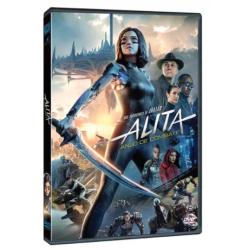 DVD Alita - Anjo De Combate