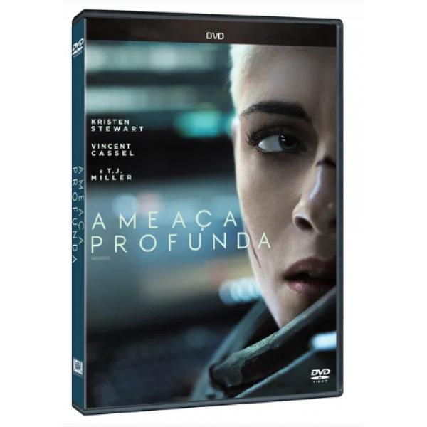 DVD Ameaça Profunda