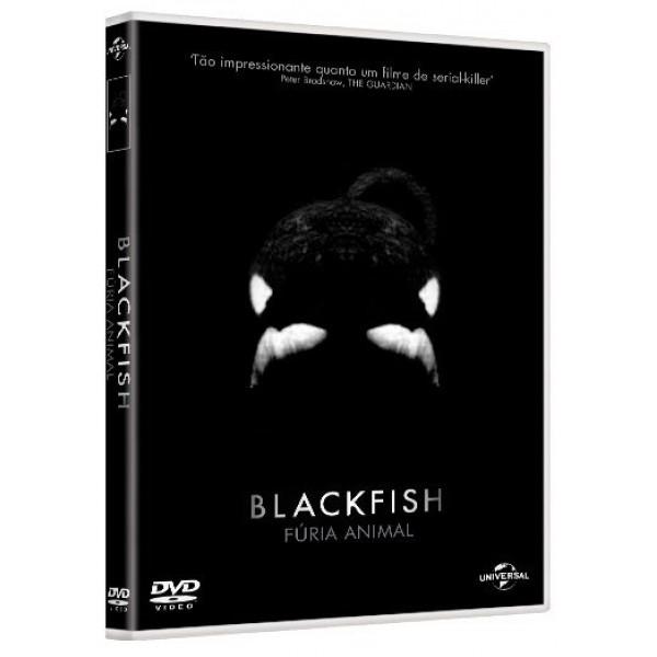 DVD Blackfish - Fúria Animal