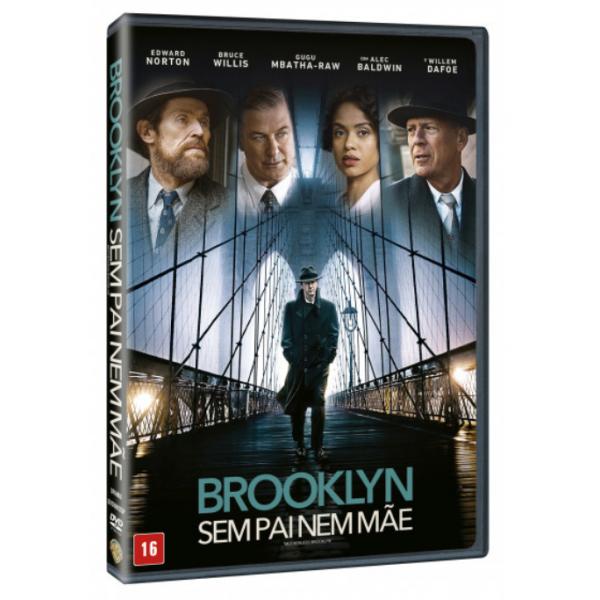 DVD Brooklyn - Sem Pai Nem Mãe