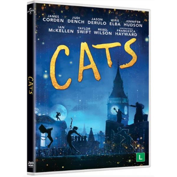 DVD Cats (2020)