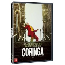 DVD Coringa