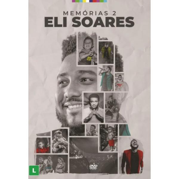 DVD Eli Soares - Memórias 2