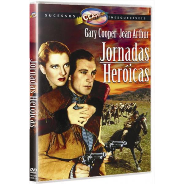 DVD Jornadas Heróicas