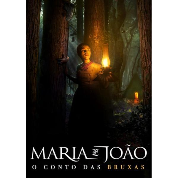 DVD Maria E João - Conto Das Bruxas