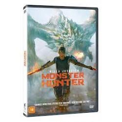 DVD Monster Hunter