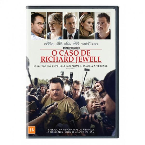 DVD O Caso De Richard Jewell