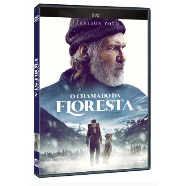 DVD O Chamado Da Floresta