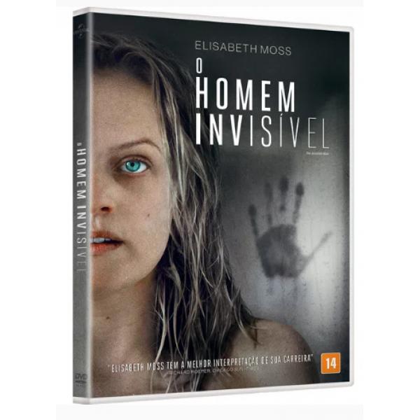 DVD O Homem Invisível (2020)