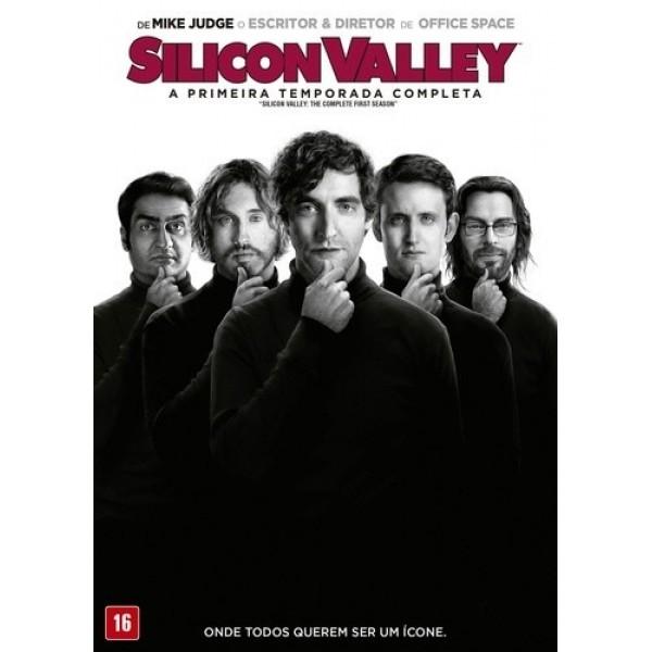 DVD Silicon Valley - A Primeira Temporada Completa