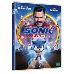 DVD Sonic - O Filme