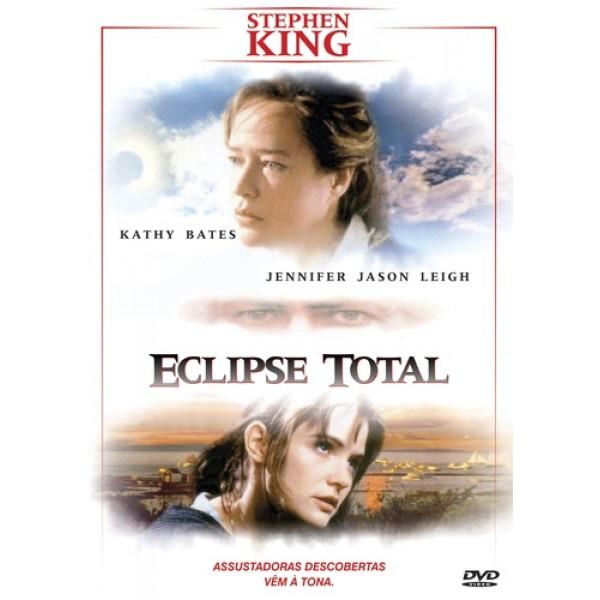 Box Eclipse Total - Coleção Stephen King Vol. 3 (DVD+CD)