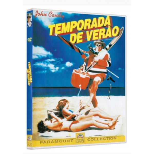DVD Temporada De Verão