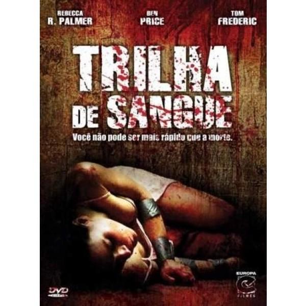 DVD Trilha De Sangue (Digipack)