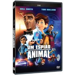 DVD Um Espião Animal